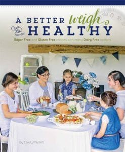 A Better Weigh to Healthy Book Cover